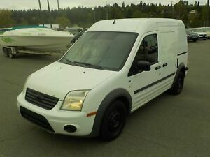 2012 Ford Transit Connect XLT Cargo Van with Shelving