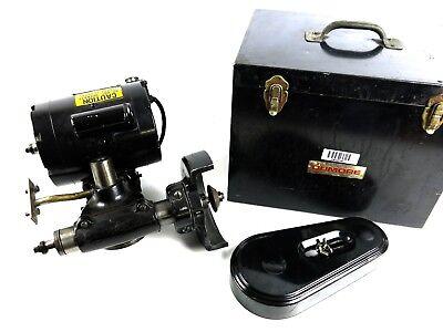 Dumore 57-021 12 Hp Lathe Tool Post Grinder W Case