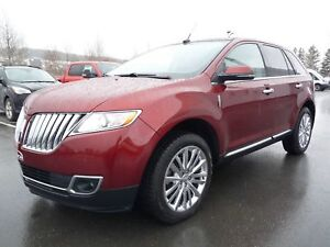 Lincoln MKX Traction intégrale, 4 portes, CUIR, GPS