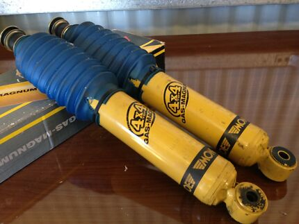Front Monroe 4x4 TDT Shock Absorbers - Colorado, Rodeo, Triton