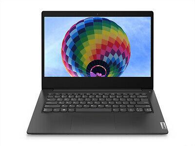 """NEW Lenovo Ideapad 14"""" HD Intel Pentium Gold 6405U 4GB RAM 128GB SSD Win 10"""