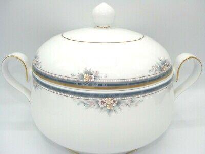Noritake ONTARIO Round Covered Vegetable Bowl Serving Dish Small Tureen 3763 EUC