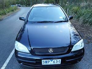 2004 Holden Astra Hatchback GENUINE 63000KLMS!! REG/RWC! Moorabbin Kingston Area Preview