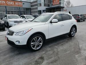 2012 Infiniti EX35 Luxury|NAVI|360-CAMERA|AWD|ROOF|CERTIFIED.