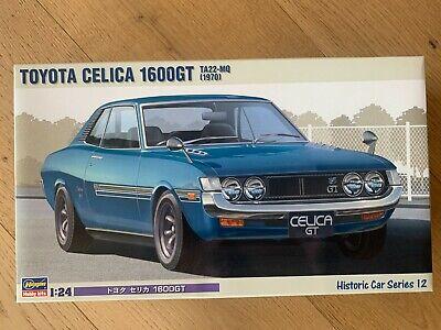 +++ Hasegawa 1/24 Toyota Celica 1600GT 621142 21142 HC-12
