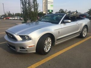 2014 Ford Mustang premium. Financing available