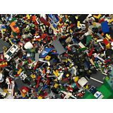 8 lbs Pounds Lego Parts Pieces from HUGE BULK LOT-  limited time offer
