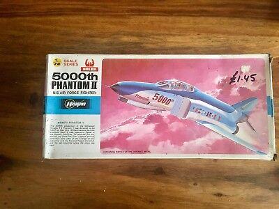 Hasegawa F-4E Phantom II '5000th Phantom' model kit #00158
