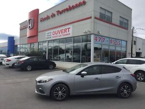 2014 Mazda Mazda3 Sport GX-SKY Roues d'alliages 16 Po