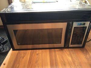 Hood Fan microwave
