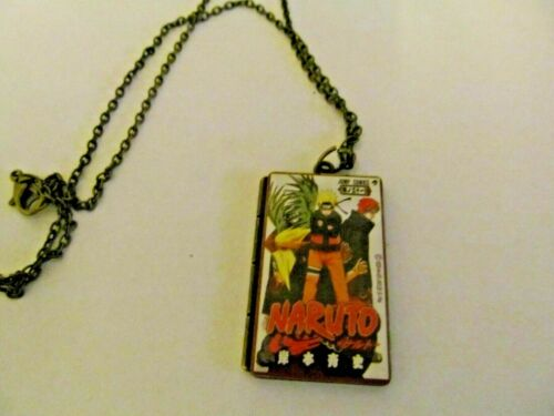 Naruto Necklace  #NA11 (New)