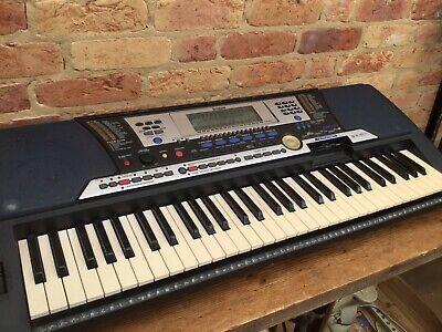 Yamaha PSR-540 Portable Keyboard with mains power adapter