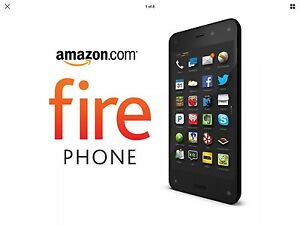 Amazon unlocked Fire Phone $65