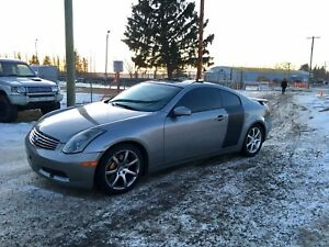 2004 infinity g35 6 speed brembo package