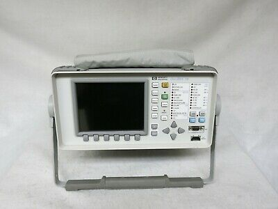 Hpagilent 37718a Omniber 718 Communications Analyzer W Opt 002011206601610