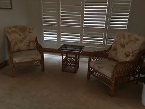 Four piece Cane Lounge Suite Bringelly Camden Area Preview