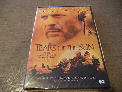 New      Tears Of The Sun  Special Edition  Dvd W  Bruce Willis