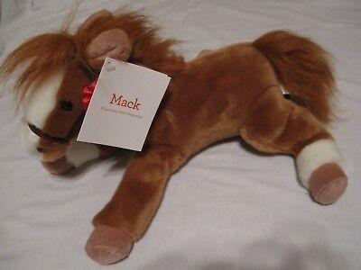 Wells Fargo Legendary Plush Pony - Mack with Tag