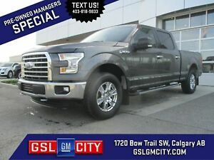 2016 Ford F-150 XLT XTR 5.0L V8,Automatic, 4WD, Chrome Accents