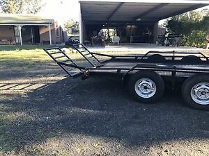 Car trailer Thagoona Ipswich City Preview