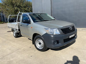 FINANCE FROM $75 PER WEEK* - 2014 TOYOTA HILUX WORKMATE CAR LOAN Hoxton Park Liverpool Area Preview