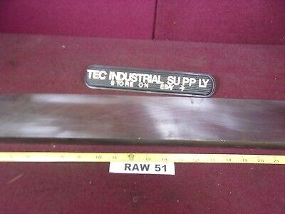 A2 A-2 Tool Steel Flat Bar Stock 1 X 3-18 X 24-12 Oversized Raw51