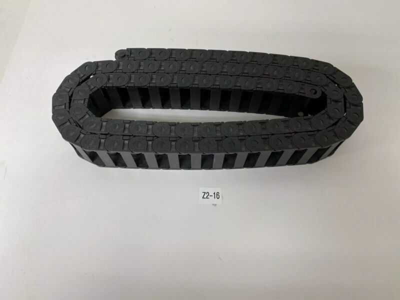 "Igus 15i.050.038 Cable Chain Wireway Hose Carrier 80"" Long Fast Shipping"