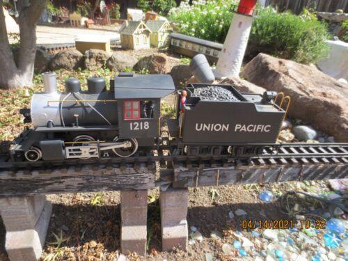 LGB Union Pacific 2-4-0 Steam Loco & Tender 20232 Lights, Smoke, & Sound -