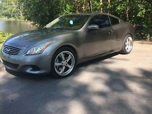 Very clean 08 G37 S coupe