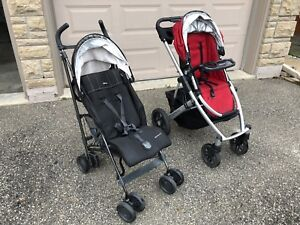 Uppababy Vista 2013 and Uppababy G-Luxe 2013