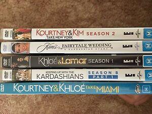 Assorted Kardashian seasons- $5 a season Meadow Heights Hume Area Preview