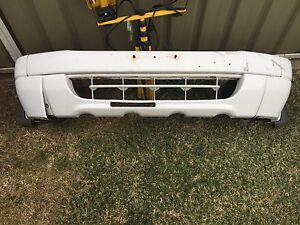 Front bumper to suit ford courier Singleton Singleton Area Preview