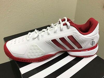 Adidas Tennis Shoe - Adidas Novak Pro Men's Tennis Shoe Style #AQ2292