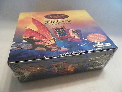 Treasure Planet Disney Movie Film Cardz Unopened Pack Box Artbox Collector