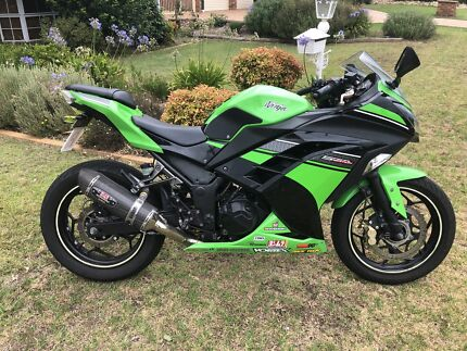 2012 Kawasaki NInja 300 Special Edition Appin Wollondilly Area Preview