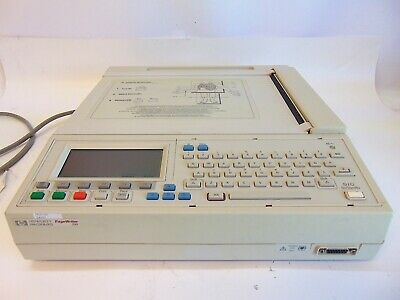 Hp Pagewriter 200 Ekg Machine S4357