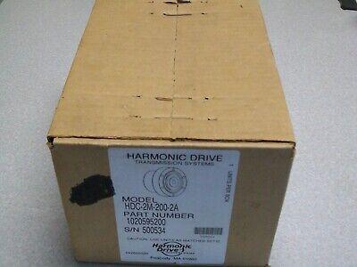 Harmonic Drive Hdc-2m-200-2a