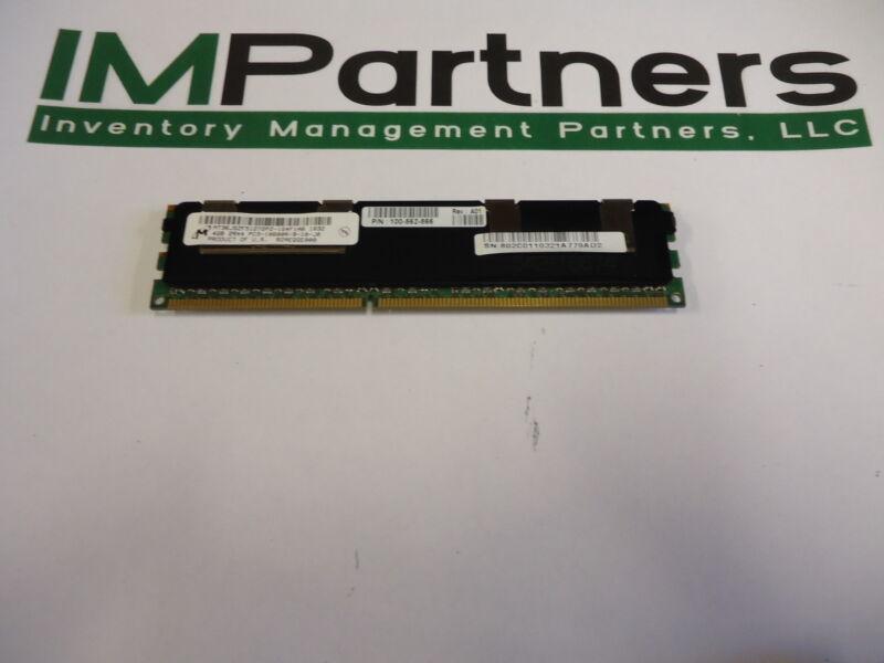 MT36JSZF51272PZ-1G4F1AB, Micron, 4GB Dual Rank Memory Module, BRAND NEW! 13 pcs!