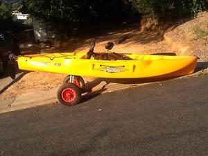 hobie kayak Dromana Mornington Peninsula Preview