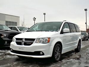 Dodge Grand Caravan SXT Premium 2017 BLUETOOTH