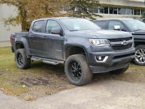 """2016 Chevrolet Colorado Z71 5.5"""" LIFT KIT with 20"""" AFTERMARKE..."""