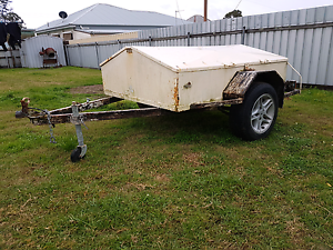 Tool trailer / tradesman trailer Kurri Kurri Cessnock Area Preview