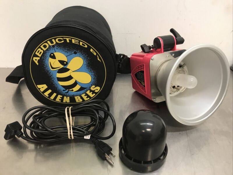 Alien Bees B400 Pro Photoflash 160WS -Made In U.S.A (26252-1)