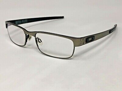OAKLEY METAL PLATE 22-200 Eyeglasses Frame Mens 53-18-140 Light Silver OF34
