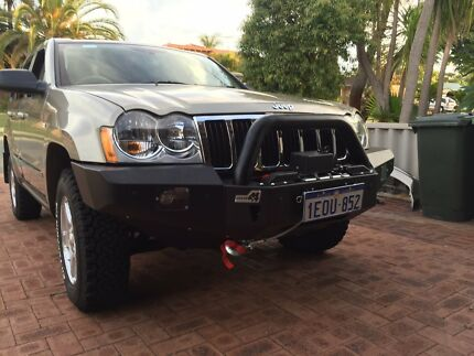 2005 Jeep Grand Cherokee WH Limited (4x4) Gold 5 Speed Automatic