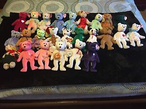 Price drop  - $15 for all beanie babies!!!