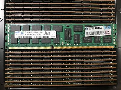 64GB 8x8GB PC3-10600R for Apple Mac Pro 2009 4,1 and 2010 /& 2012 5,1 90daysWRT