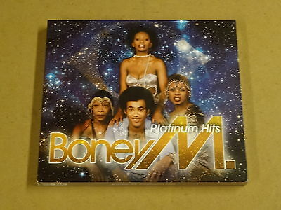 2-CD / BONEY M. - PLATINUM HITS