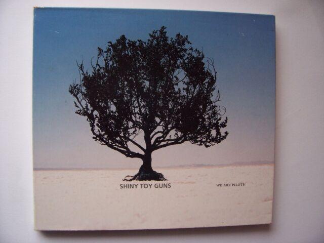 SHINY TOY GUNS-WE ARE PILOTS-11 TRACK 2006 CD ALBUM- VERY GOOD