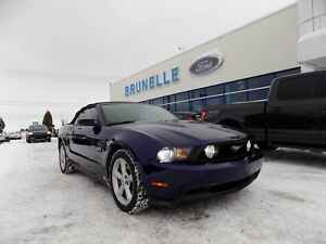 Ford Mustang GT 2011 convertible